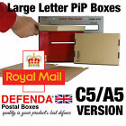 C5 A5 PRICING IN PROPORTION ROYAL MAIL PIP POSTAL POSTING POSTAL BOXES Mailers
