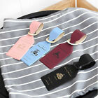 Flying Luggage Tag - ICONIC - Travel Luggage Name Tag - Classy Travel Accessory