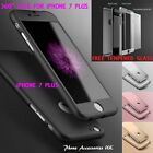 Latest Apple iPhone 7 PLUS Full Body Cover iPhone 360° Case All Round Protection