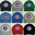 Chicago Cubs Polo Style Cap ⚾️Hat ⚾️Classic MLB PATCH/LOGO ⚾️9 Cool Colors ⚾️NEW on Ebay