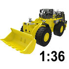 1:36 Large Scale Caterpillar 994H Wheel Loader Wooden Model Cat Machine Gift