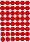 Color Coding ~3/4 Inch 17mm Small Dots Stickers Round Circular Labels 336 Pack