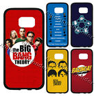 The Big Bang Theory Sheldon Phone Case fit for Iphone & Samsung