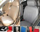 TWO FRONT CLASSIC SYNTHETIC CUSTOM CAR SEAT COVERS Fit 5 SERIES F10/11 2010-....