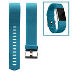FitBit Charge 2 Strap Replacement Band Classic Metal Buckle Wristband Accessory <br/> Original Quality Material ✓ New Leather + Milanese! ✓
