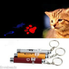 Puppy New Funny Pet Toys LED Laser Pointer light Pen Bright Mouse Animation