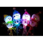 HIG New Led Night Light-emitting Toys Colorful Christmas Snowman For Party