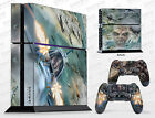 PS4 Skin / Sony PlayStation 4 Sticker Kit - Zombie Skies™ by Invision Artworks