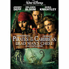 Pirates of the Caribbean Dead Mans Chest DVD 2006 Widescreen