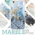 Marble Stone Granite Rock Thin Soft Case Skin Cover TPU For iPhone