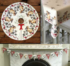 Christmas Tree Skirt Decoration waterproof pvc oilcloth Tablecloth Bunting Xmas