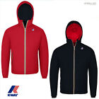 KWAY Invernale Uomo ALOIS PADDED DOUBLE K005GD0 Red Scarlet-Black Inverno 2016