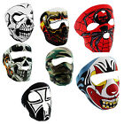 Skull Face Mask Tube Snood Cross Balaclava Ski Bike Biker Clown BMX Bandana