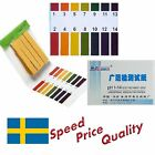 Strips pH 1-14 Test Indicator Litmus Paper - Fast Delivery