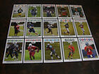 2008 Topps Football---Rookies---Lot Of 15---No Dupes---Multi-Lots---See List
