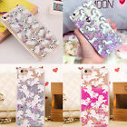 Dynamic Quicksand Unicorn Glitter Phone Case Cover Back Skin For iPhone Samsung