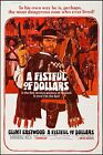 A FISTFUL OF DOLLARS Movie Poster [Various Sizes]