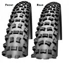 Schwalbe Fat Albert EVO 26 x 2.25 Mtb Tyre Folding - Snakeskin - Tubeless Ready
