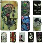 New Wallet Holder Flip Case cover For Alcatel One Touch Pixi 4 5045D 5045X 5.0""