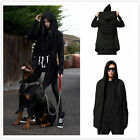Mens Womens Couple  Hoodie Assassins Creed Cos Cape Jumpers Coat Sweatshirt