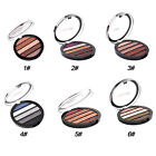 Miss Rose 5 Colors Eyeshaow Earth Color Round Shape Horizontal Grid Palette EP