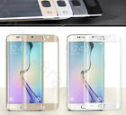 Wholesales Tempered Glass Screen Protector Guard Film For Samsung Galaxy S6 Edge