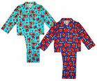 Boys Ultimate Spiderman Go Spidey Comic Wincyette Pyjamas 5 to 10 Years