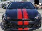 "6"" Twin Rally Stripe Stripes Decal Decals Graphics FIT 12 13 14 15 17 Dodge DART $68.0 USD on eBay"