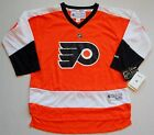 PHILADELPHIA FLYERS REEBOK REPLICA HOCKEY JERSEY YOUTH L/XL ORANGE NWT MSRP $60 $34.99 USD on eBay