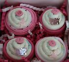 Diaper Cupcakes - Great for Baby Showers - SALE BENEFITS RESCUE