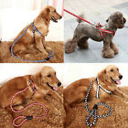 Training Dog Pet Puppy Adjustable Chest Suspender Harness Leash Traction Rope SA