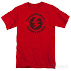 Rocky Horror Picture Show Transsexual Transylvania Apparel T Shirt Red