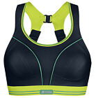 NEW S5044 Shock Absorber Ultimate Run Womens Sports Bra Sizes 30 - 38 A to F Cup