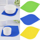 1PC Useful Large Cup Mat Drinks Holder Tableware Placemat Blue/Yellow/Green g*