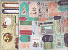 Do crafts A5 Die Cut Tags & Sentiments, 3 Designs To Choose From BNIP
