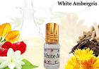 WHITE AMBERGRIS, Perfume Oil Free of Alcohol !!