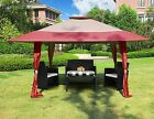 13' x 13' Outdoor Waterproof Canopy Gazebo Backyard Garden Patio Wedding Party