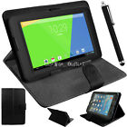 New Universal Flip Fits Stand Alcatel Pixi 4 (7*inch) Tablet Leather Case Cover