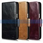 ICARER Detachable 2in1 Real Leather Wallet Flip Case Cover For Samsung S7【US】