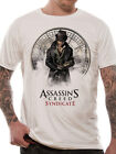 ASSASSIN'S CREED SYNDICATE Unisex T-SHIRT UFFICIALE Jacob London Union Jack Cool