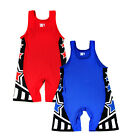 Authentic Matman Athens Lycra Nylon Wrestling Singlet Olympic Star USA Folkstyle