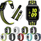 2016 Sports Running Silicone Wrist Band Strap Clasp For Apple Watch Series 2 / 1