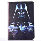 New 3D Star Wars Character Flip Leather Smart Cover Case For iPad 2 3 4 Mini Air