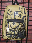 Skateboard Backpack foundation moon and stars