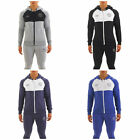 Men Gymshark Hoodie Sweatshirt Hooded Fleece Gym Coat Jacket Shark Tracksuit