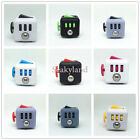 11 Colors Fidget Cube Toy Anxiety Attention Stress Relief For Adults