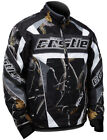 CastleX Youth Realtree AP Black Bolt G4 Snowmobile Jacket Snow Snocross