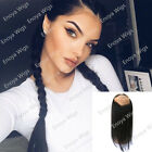 360 Lace Frontal Closure Peruvian Hair Lace Band Frontal with Baby Hair Straight