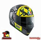 CASCO INTEGRALE MOTO AGV K-3 SV WINTER TEST REPLICA VALENTINO ROSSI VR46 K3 SV