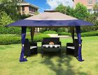 13' x 13' Outdoor Waterproof Canopy Gazebo Garden Patio Wedding Party Deck Tent